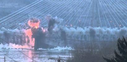 Ohio Bridge Demolition Video