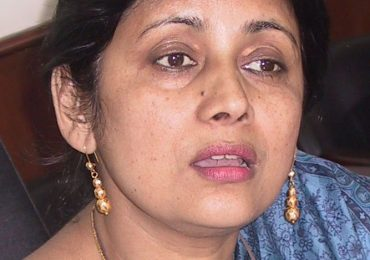 Minister Sarita giri Sacked over working hand in glove Charges