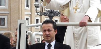 Vatican papal documents leak, A Man Arrested on Suspicion