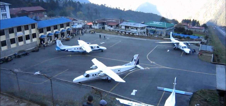 Domestic Plane crash hoax creates panic