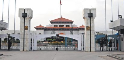 House resumes after PM's address