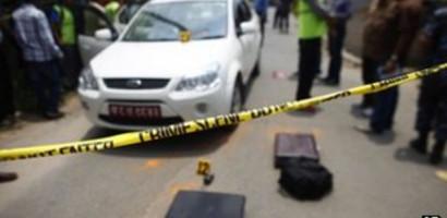 Supreme Court justice Rana Bahadur Bam Shot dead