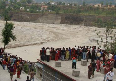 Seti River Flood Pictures