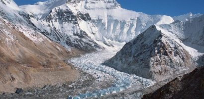 Melting Himalayan Glaciers the Real Impact of global warming