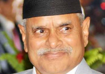 Consensus is the only solution says President of Nepal