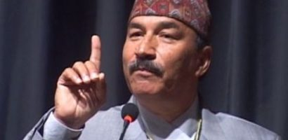 RPP-N chairman Thapa demands election government to be led by ex Chief Justice