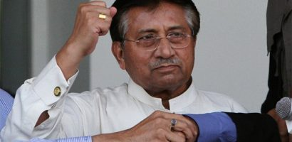 Pervez Musharraf Arrested, Vows to fight back