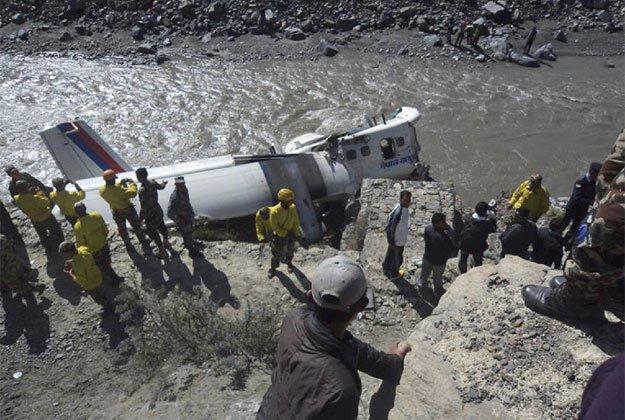 Breaking News: Nepal Airlines Crash in Jomsom, No Casualties