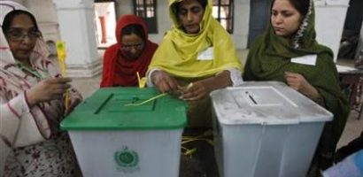 Pakistan General Election turn out to be peaceful