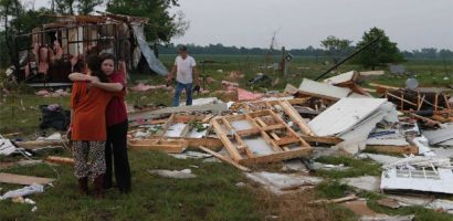 6 killed in rare New Year's Eve tornado outbreak