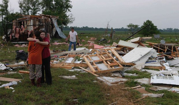 Massive tornado roars through US suburb killed 51