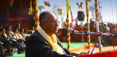 Nar Bahadur Karmacharya cremated with state honour