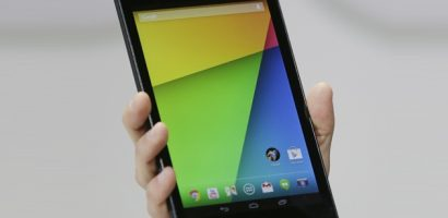 Nexus 7 dominates over fellow Android tablets, chases iPad mini