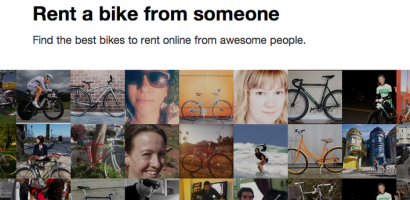 App connects renters with bike owners