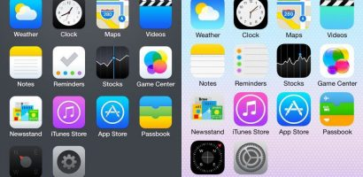 iOS7 Available to download and upgrade on Apple products