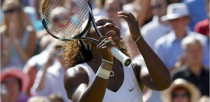 Serena Williams won her fifth wimbledon title