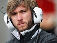 Germany's Nick Heidfeld will replace Spaniard Pedro de la Rosa