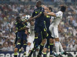 Madrid masterclass of Mourinho