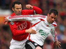Giggs eyes tough Liverpool test
