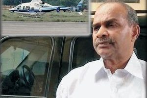 Search of YSR Reddy Resumed.