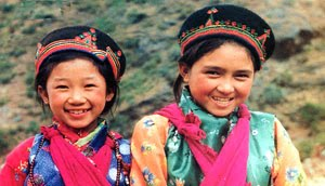 Dolpa Girls
