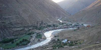 Dolpa-Dunai-Bazar Nepal