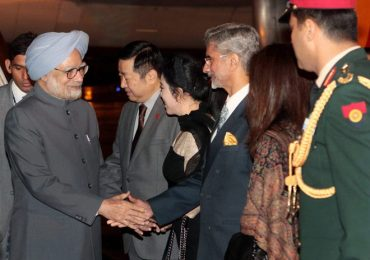 China and India Signs Border Agreement