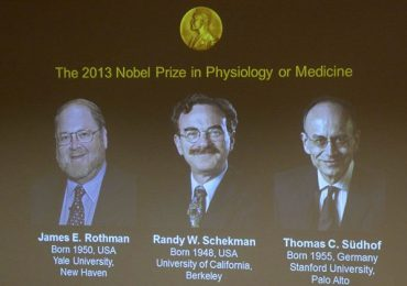 A German and US duo wins Nobel Medicine Prize