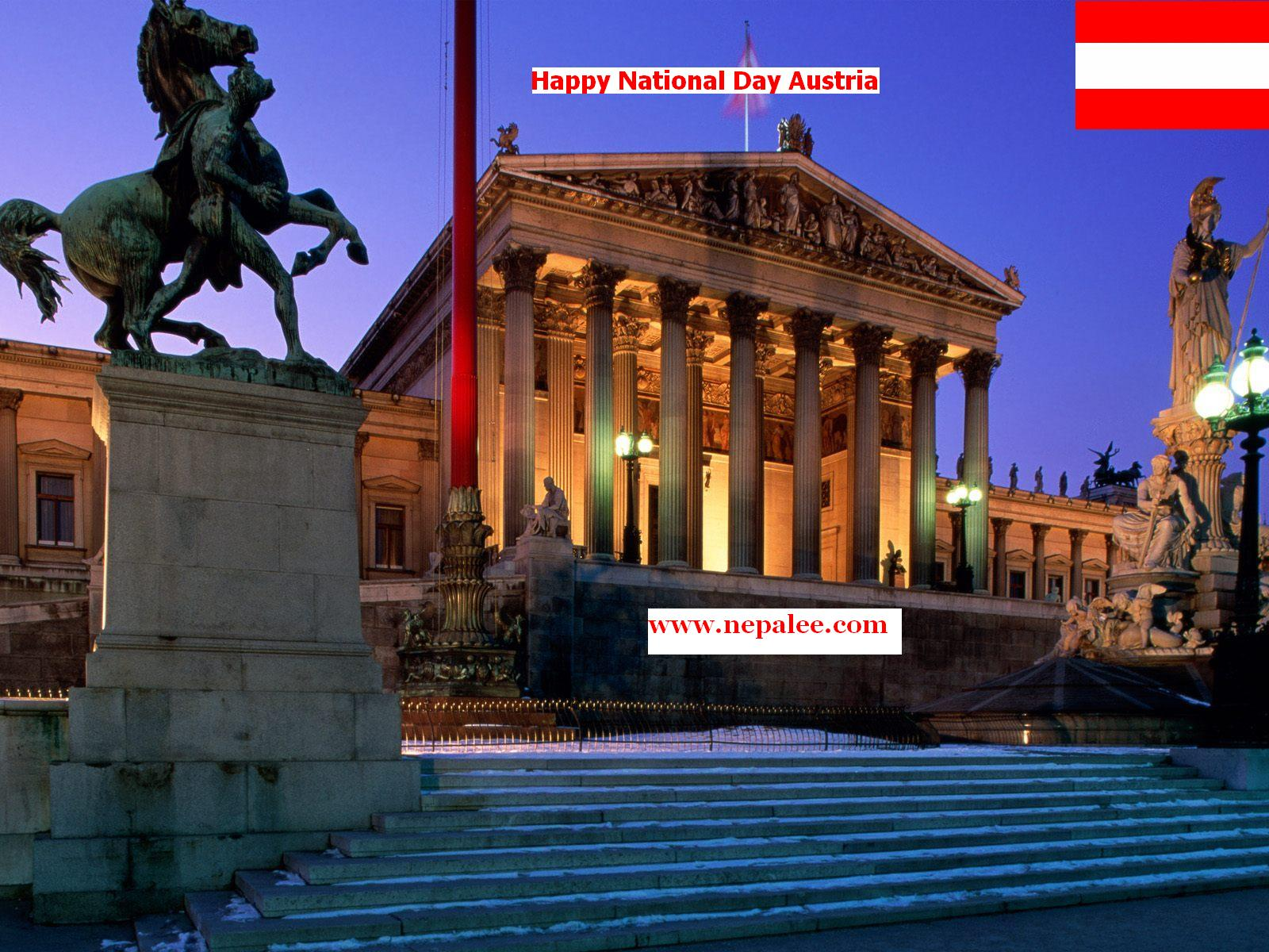 National Day Of Austria