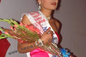 Nepal's Beauty Queen