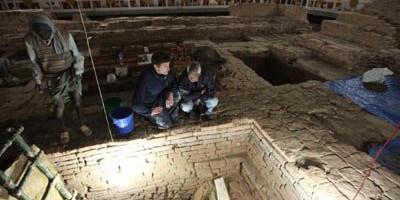 Buddha's birth era shed light found in Lumbini