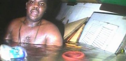 Man Survived Three Days Beneath The Water