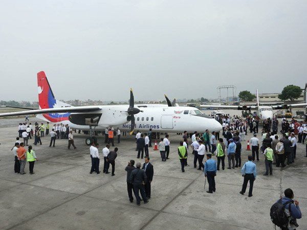 Ill Fated Nepal Airlines gets New Plane On Its Fleet