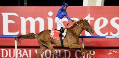 Dubai World Cup Horse Race 2014