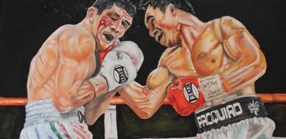 Pacquiao vs Diaz