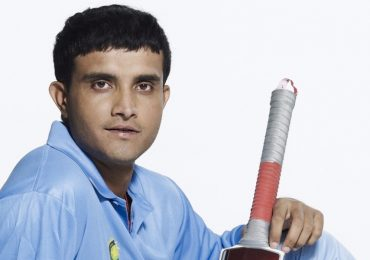 Former Indian skipper Saurav Ganguly