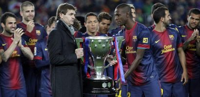 Tito Vilanova Dead Former Barcelona Boss's Moving Farewell Letter
