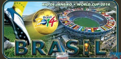 FIFA Worldcup 2014 – Brazil Fixtures