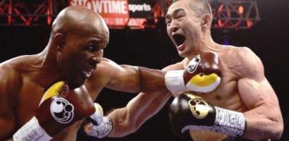 Hopkins vs. Shumenov Weigh-In