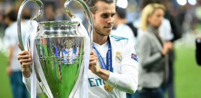 Champions League final: Gareth Bale relishes 'dream' victory