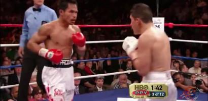 David Diaz VS Manny Pacquiao