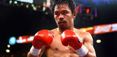Legendary Manny Pacquiao