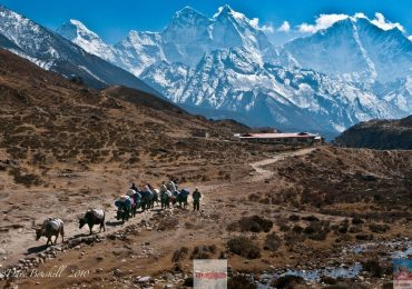 Some Snaps from The Land of Mt. Everest