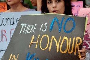 Pakistani woman Honor Killing case 4 People arrested