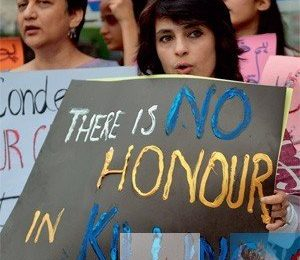 Pakistani woman Honor Killing case 4 People arrested