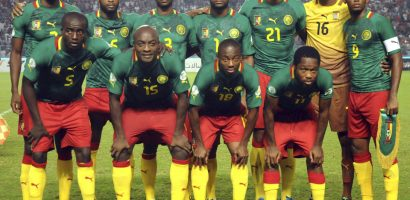 Cameroon players ready to take off for Brazil after bonus dispute