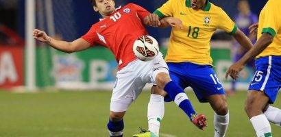 Brazil through to the Quarter final on Penalty shootout