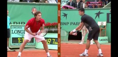 Novak Djokovic beats Ernests Gulbis in French Open semi-final