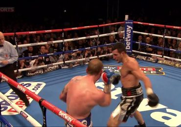 Carl Froch knocks out George Groves to retain world titles