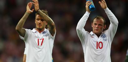 World Cup 2014: Wayne Rooney scares rivals – David Beckham